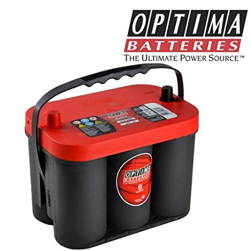 Batteria Optima Red 50 Ah